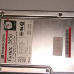 HDD Western Digital Caviar 2850